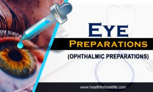 Ophthalmic preparation