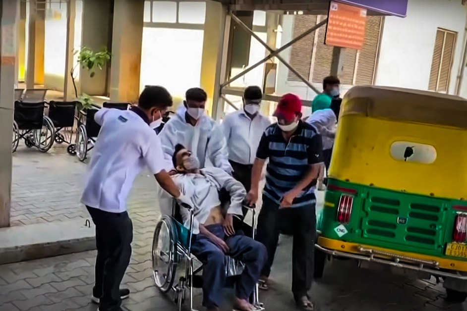 New variant of Coronavirus in India - Image 01